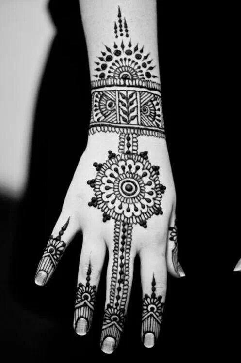 Easy Mehndi Designs Simple Latest (3)