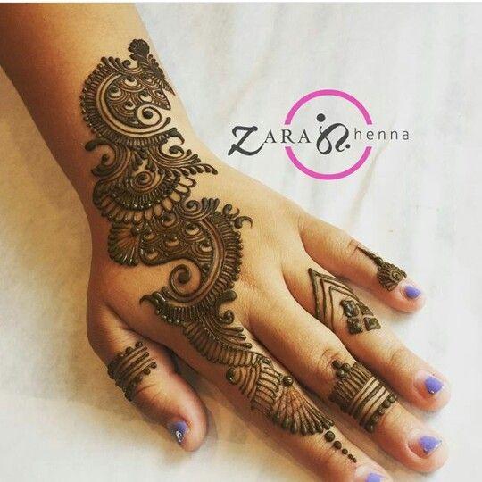 Easy Mehndi Designs Simple Latest (50)