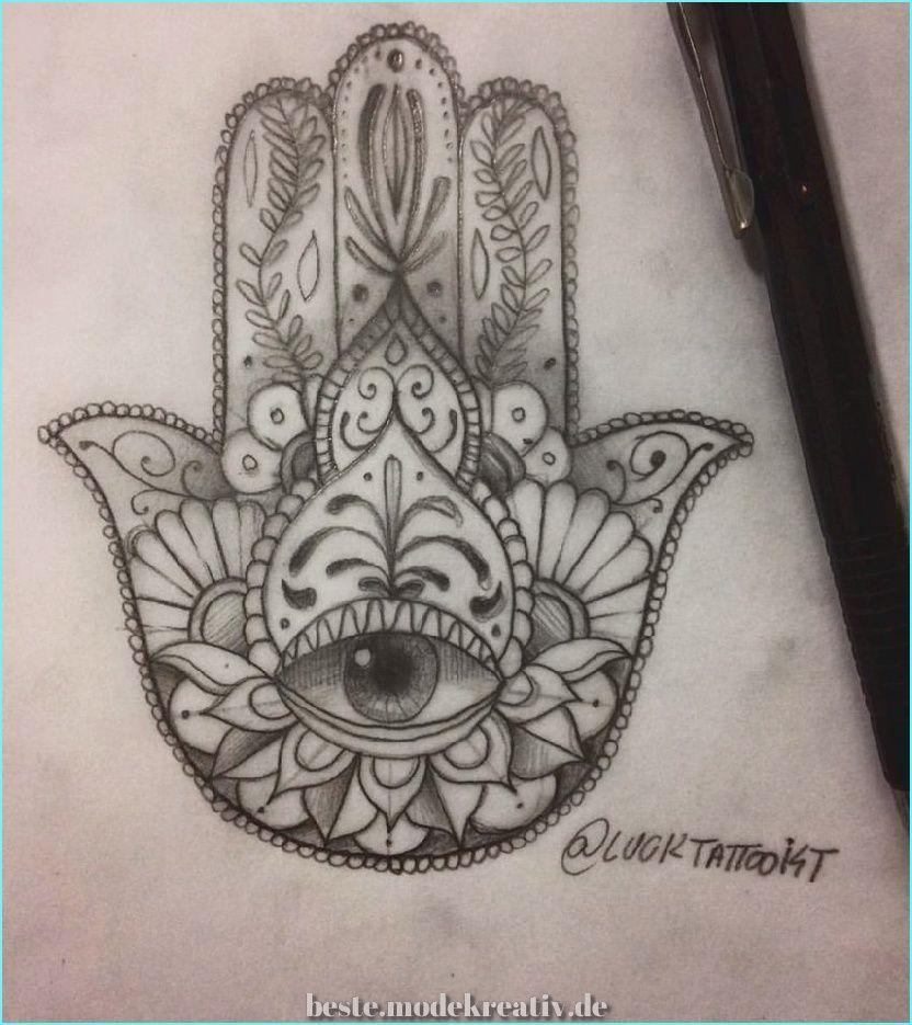 Hamsa Hand Tattoo Designs (114)