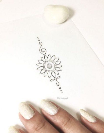 Hamsa Hand Tattoo Designs (157)