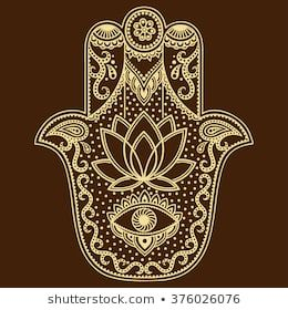 Hamsa Hand Tattoo Designs (163)
