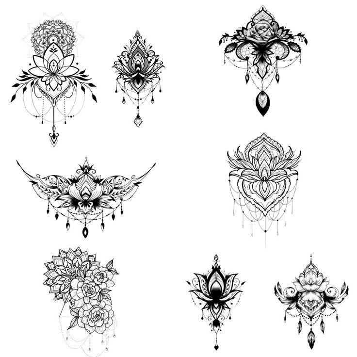 Hamsa Hand Tattoo Designs (172)