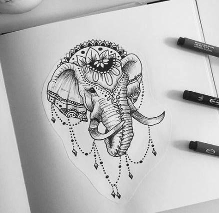 Hamsa Hand Tattoo Designs (191)