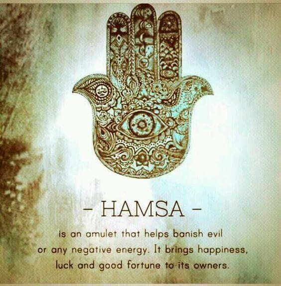 Hamsa Hand Tattoo Designs (202)