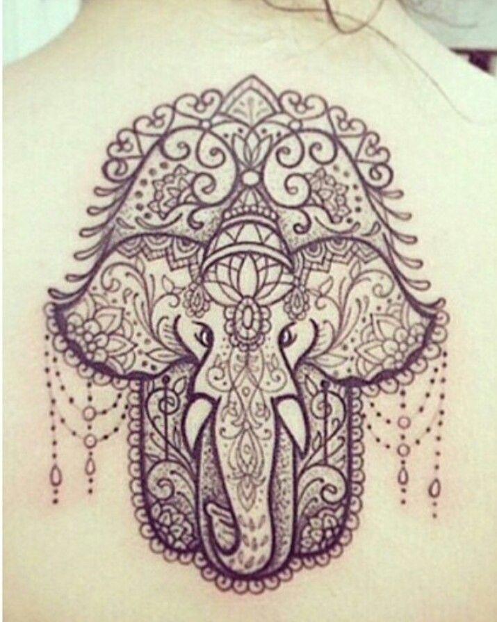 Hamsa Hand Tattoo Designs (209)