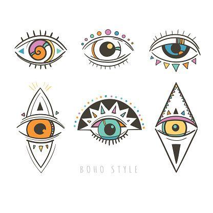 Hamsa Hand Tattoo Designs (220)