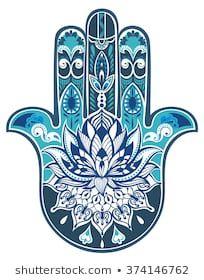 Hamsa Hand Tattoo Designs (224)