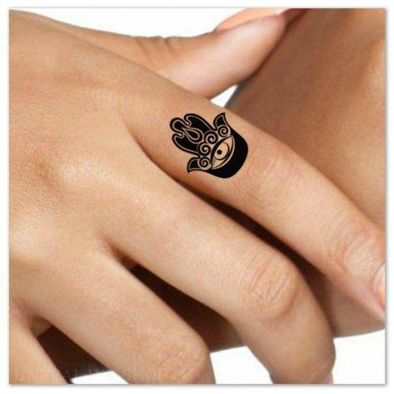 Hamsa Hand Tattoo Designs (53)
