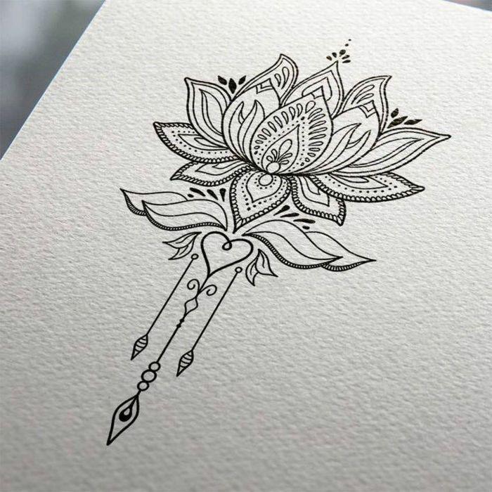 Hamsa Hand Tattoo Designs (58)