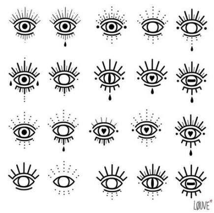 Hamsa Hand Tattoo Designs (61)