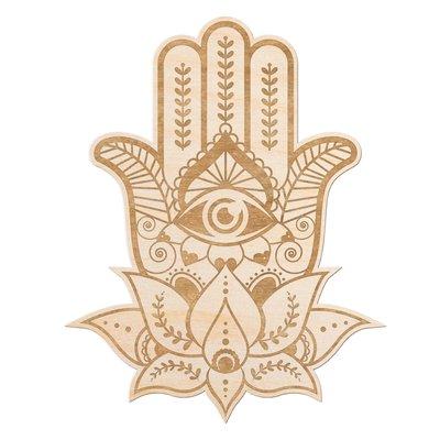 Hamsa Hand Tattoo Designs (7)