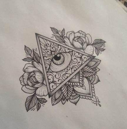 Hamsa Hand Tattoo Designs (93)