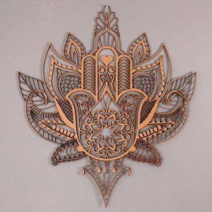 Hamsa Hand Tattoo Designs (94)