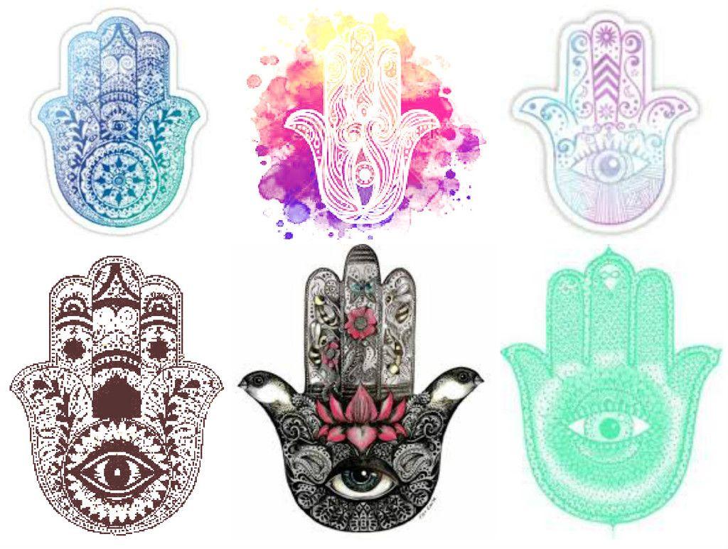 Hamsa Hand Tattoo Designs (98)
