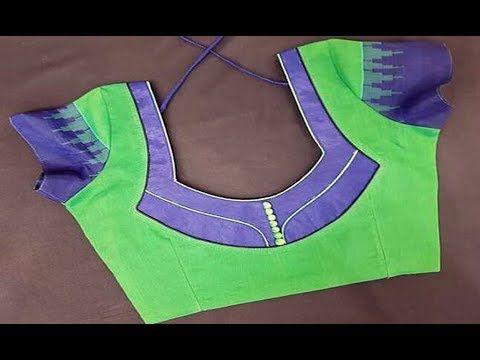 Latest Blouse Designs Images (218)