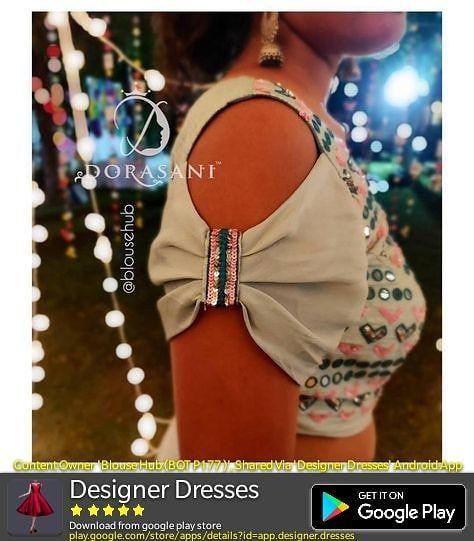 Latest Blouse Designs Images (67)