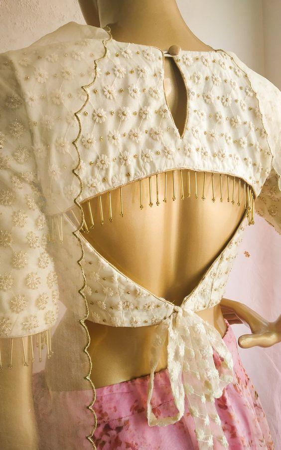 Latest Blouse Designs Images (81)