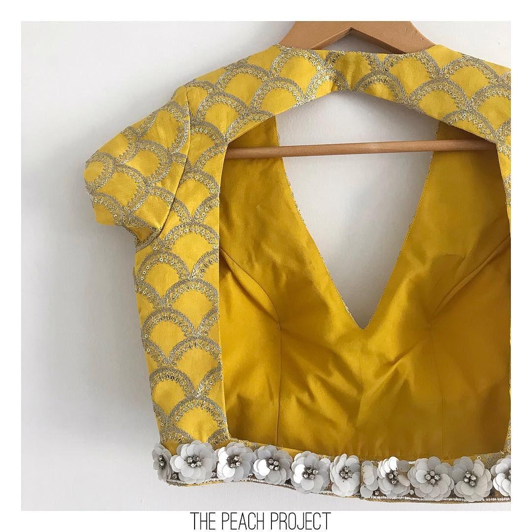 Maggam Work Blouse Designs (27)