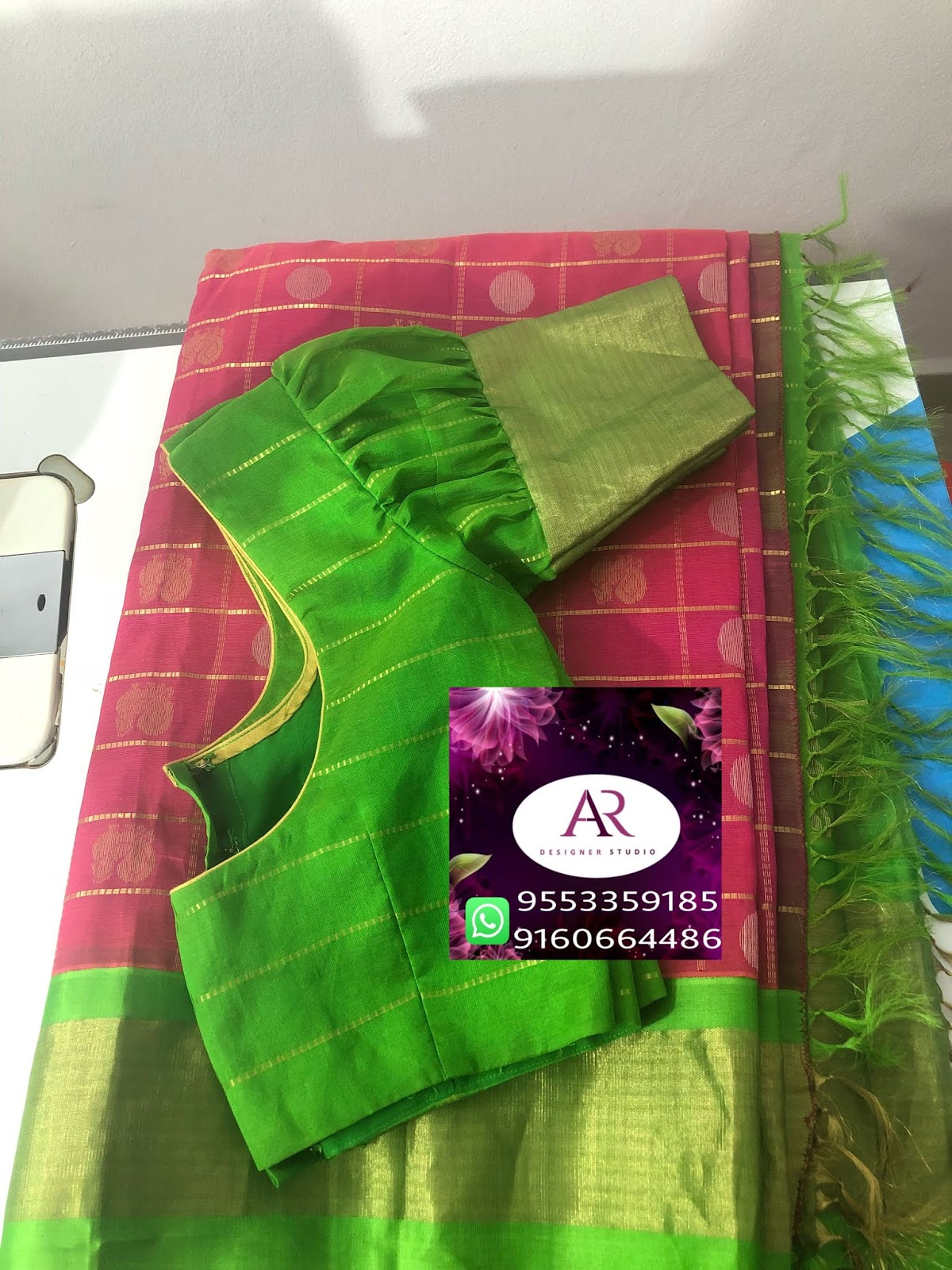 Maggam Work Blouse Designs (6)