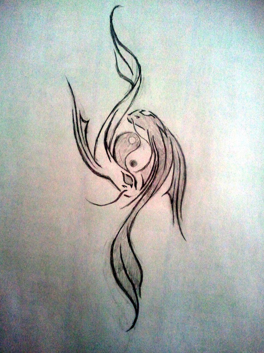 Pisces Horoscope Tattoo Zodiac Sign Fish (107)