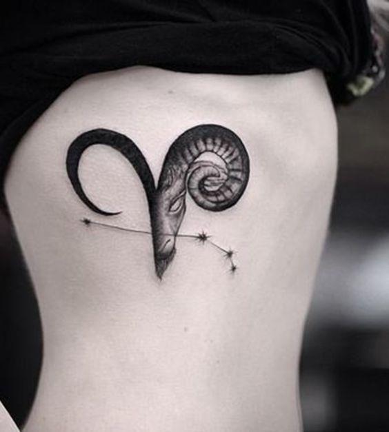 Pisces Horoscope Tattoo Zodiac Sign Fish (121)