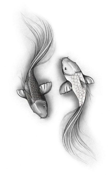 Pisces Horoscope Tattoo Zodiac Sign Fish (161)