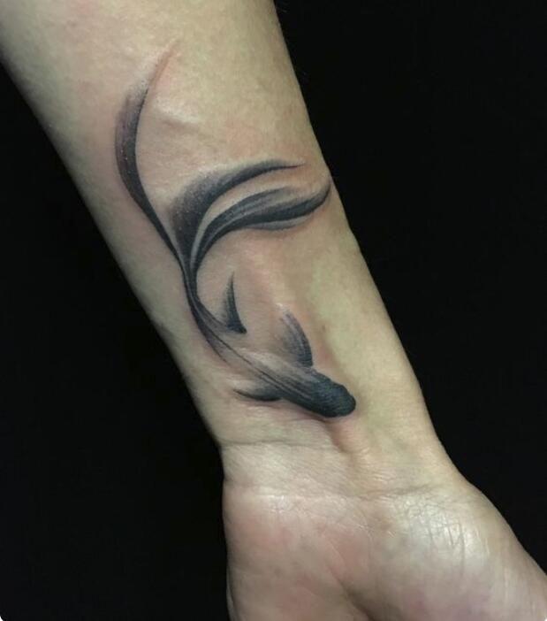Pisces Horoscope Tattoo Zodiac Sign Fish (171)