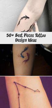 Pisces Horoscope Tattoo Zodiac Sign Fish (199)