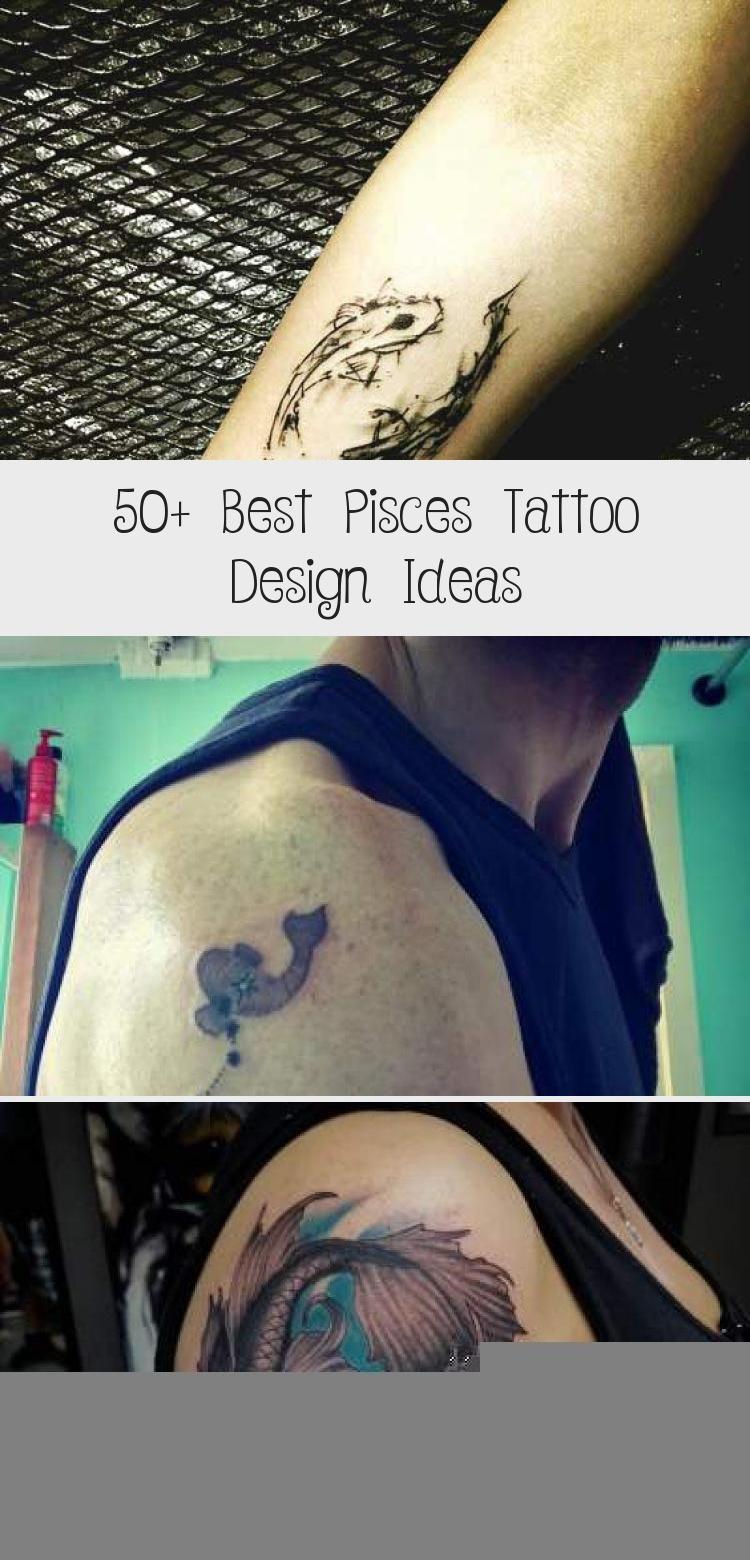 Pisces Horoscope Tattoo Zodiac Sign Fish (220)