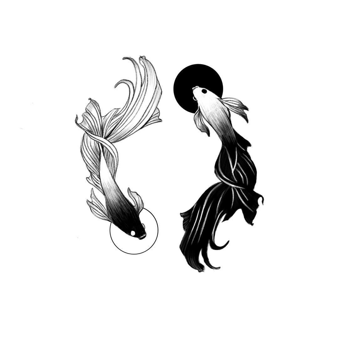 Pisces Horoscope Tattoo Zodiac Sign Fish (43)