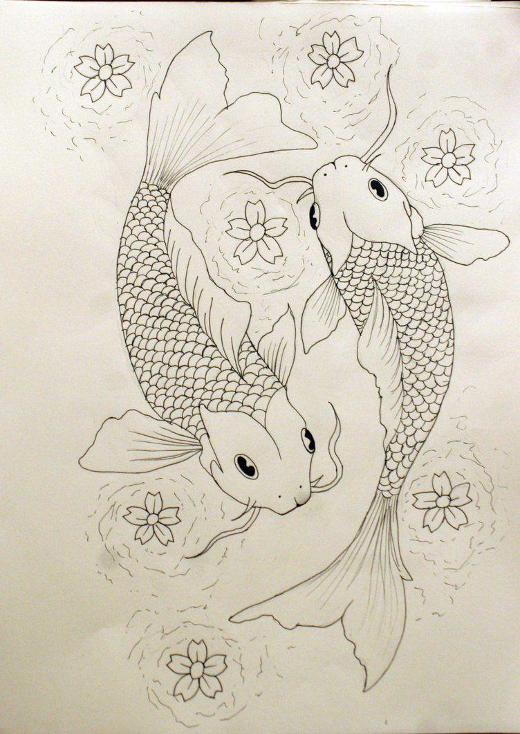 Pisces Horoscope Tattoo Zodiac Sign Fish (59)