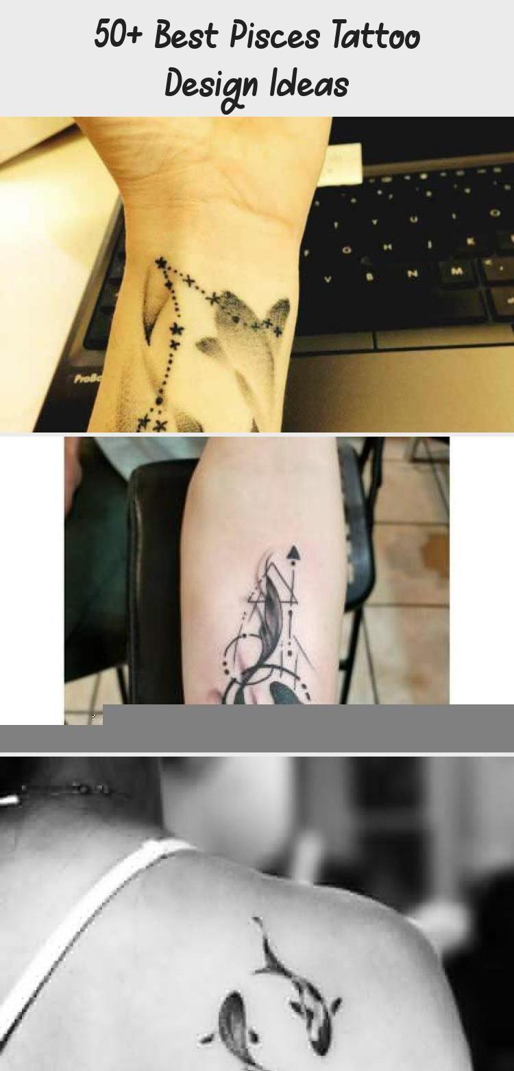Pisces Horoscope Tattoo Zodiac Sign Fish (71)