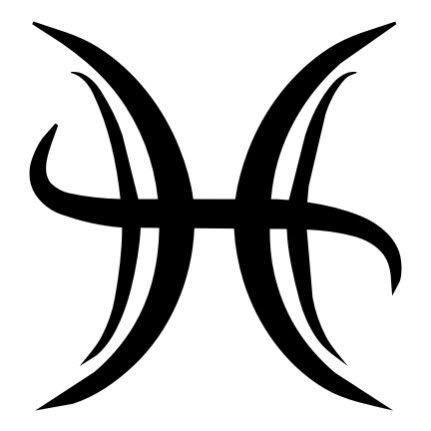 Pisces Horoscope Tattoo Zodiac Sign Fish (8)