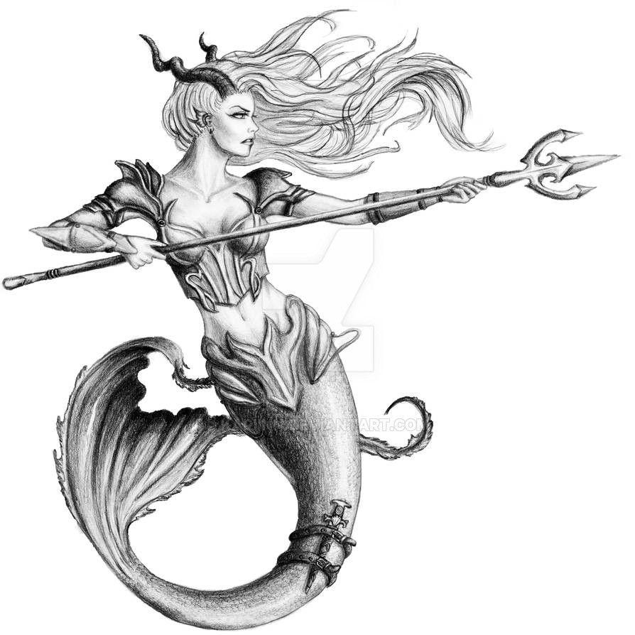 Capricorn Zodiac Horoscope Tattoos (133)