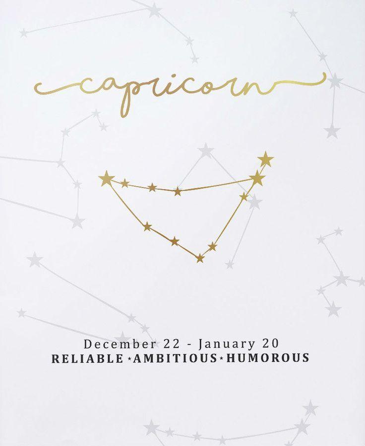Capricorn Zodiac Horoscope Tattoos (176)