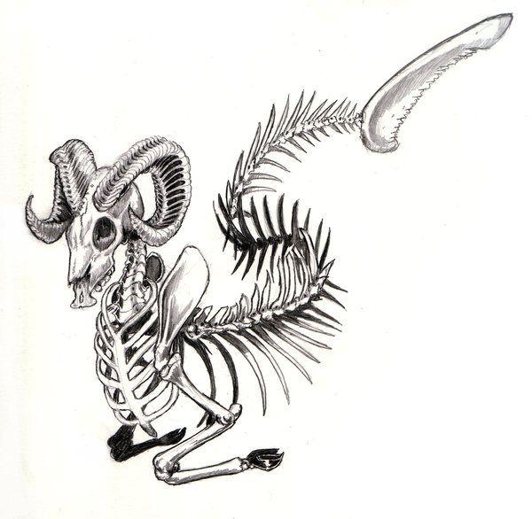 Capricorn Zodiac Horoscope Tattoos (183)