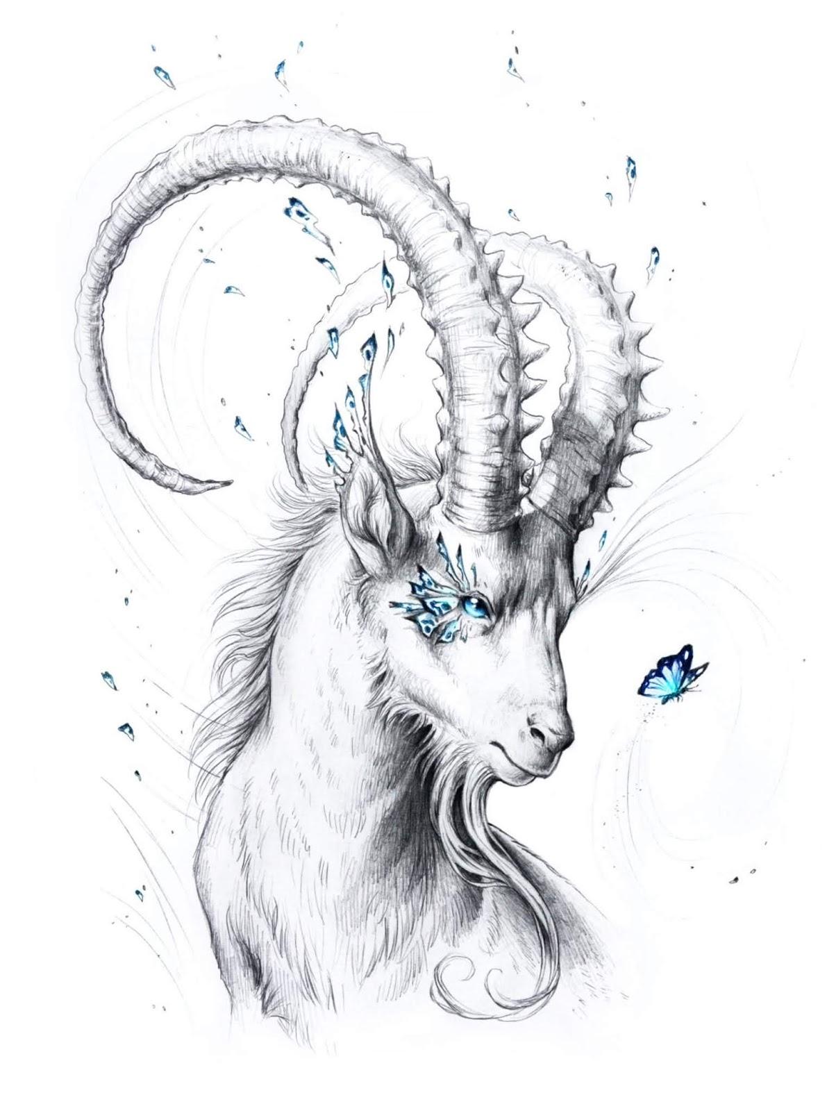Capricorn Zodiac Horoscope Tattoos (5)