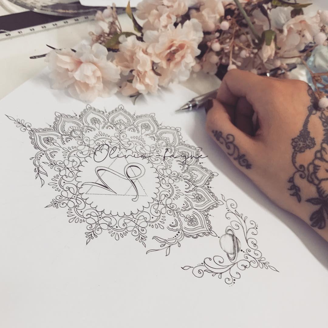 Capricorn Zodiac Horoscope Tattoos (62)
