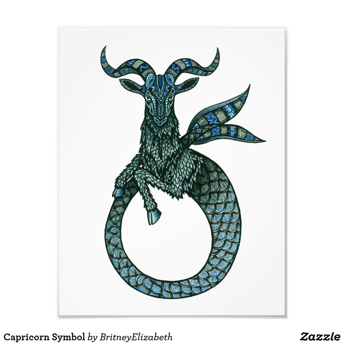 Capricorn Zodiac Horoscope Tattoos (94)