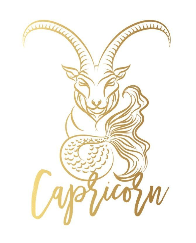 Capricorn Zodiac Horoscope Tattoos (95)
