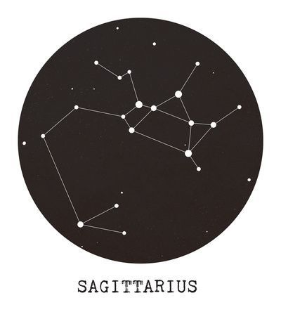 Sagittarius Horoscope Zodiac Sign Symbol (106)