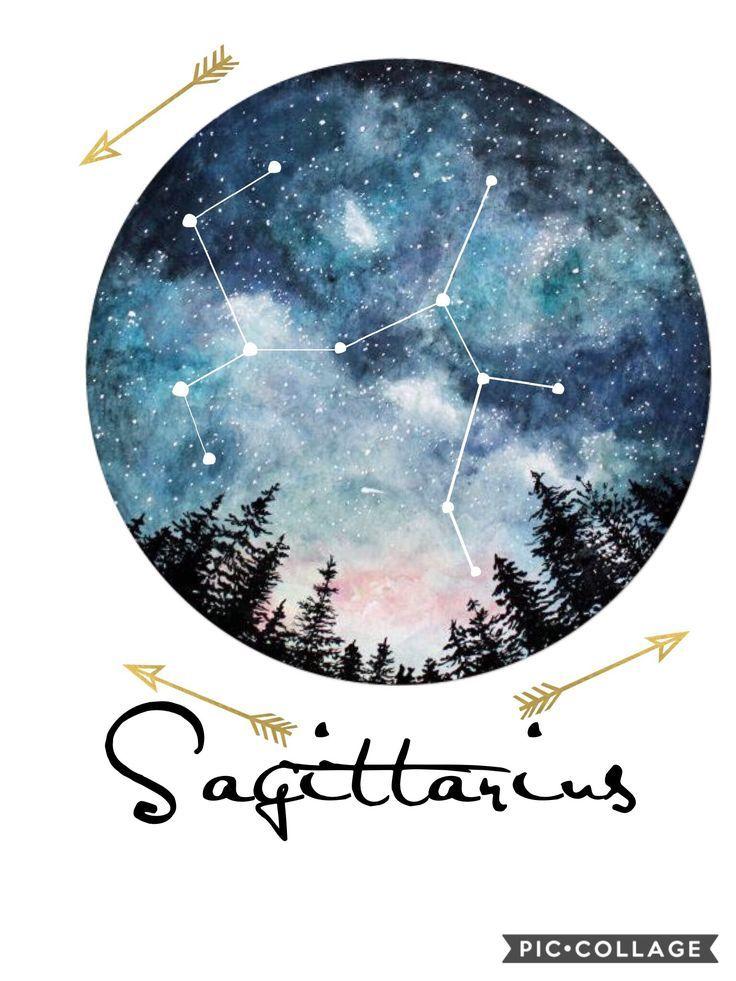 Sagittarius Horoscope Zodiac Sign Symbol (170)