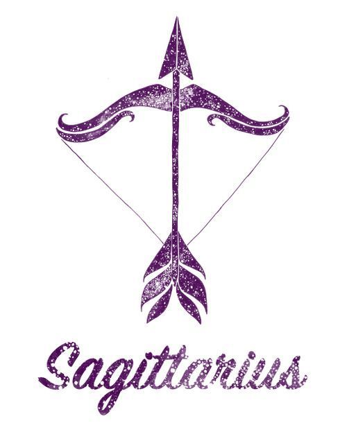 Sagittarius Horoscope Zodiac Sign Symbol (92)