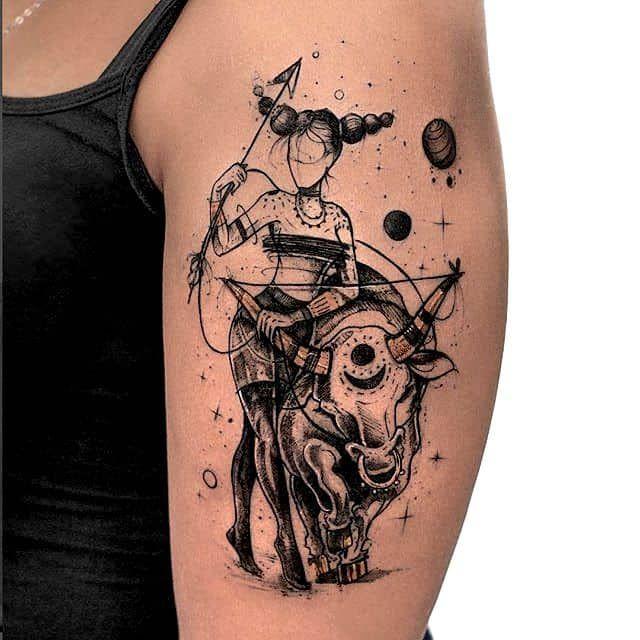 Sagittarius Horoscope Zodiac Sign Symbol (98)