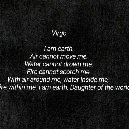 Virgo Zodiac Horoscope Tattoo Designs (105)