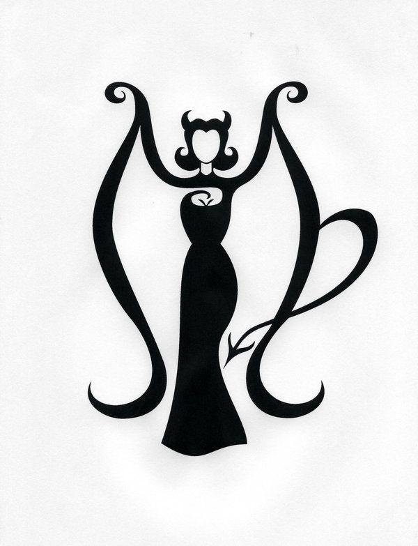 Virgo Zodiac Horoscope Tattoo Designs (150)