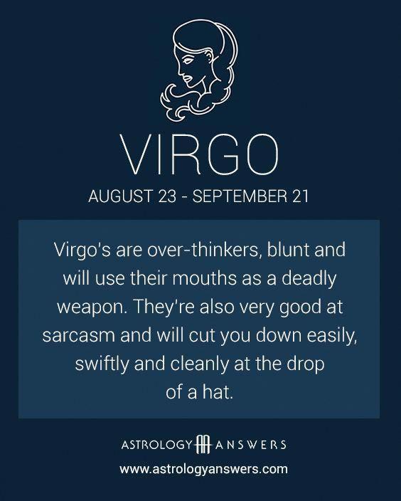 Virgo Zodiac Horoscope Tattoo Designs (160)