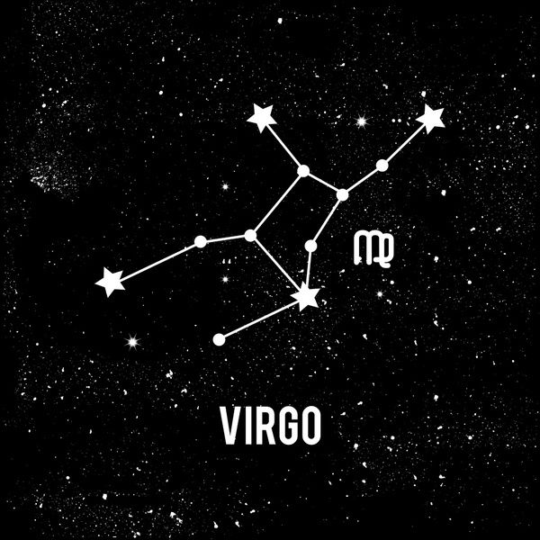 Virgo Zodiac Horoscope Tattoo Designs (188)