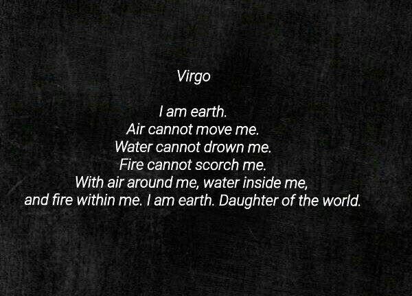 Virgo Zodiac Horoscope Tattoo Designs (201)