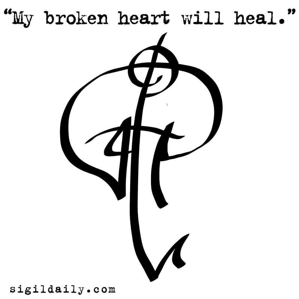 Broken Heart Tattoo Design Meaning (121)